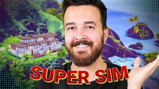 Moving to Sulani! Super Sim Challenge Season 3 (Part 2)