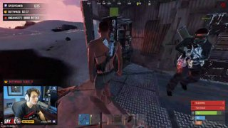 Clip: Monday Night Rust w/ Ray!! New emotes + New Vid Today??? !frontpage !youtube