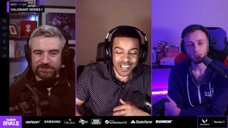 Twitch Rivals: VALORANT Series 1 Group Stage Week 1