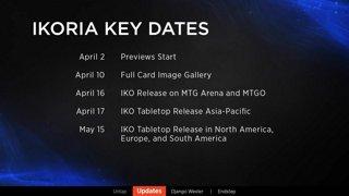 Weekly MTG: Ikoria Story and Set Updates