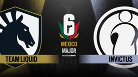 Team Liquid vs. Invictus Gaming // Six Major Mexico - group stage - day 2