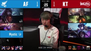 AF vs. KT - SB vs. DWG [2020 LCK Spring Split]