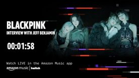 Highlight: BLACKPINK Interview - moderated by Jeff Benjamin