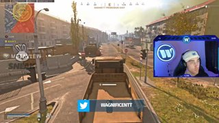 Highlight: Lvl 1,000 All Out Warzone Wins | !sneak !metaview