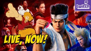 Virtua Fighter 5 Ultimate Showdown is out! (5-31)