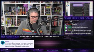 4/16/2021 // COVID19 & Current Events / Guest: Dr. Joann // J&J Chat