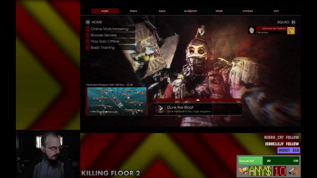 Floor 2 killing matchmaking Killing Floor