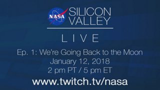 NASA in Silicon Valley Live