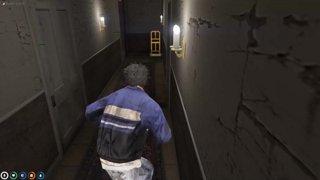 Highlight: No Pixel GTA RP. Al getting startled