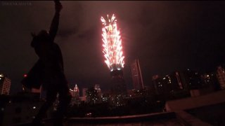 80/100 Taiwan NYE 101 Fireworks !yt !discord !about