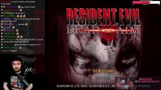 Highlight: Resident Evil Story/Review Marathon Prep For RE8 - Dead Aim !re !unlocks !merch !social