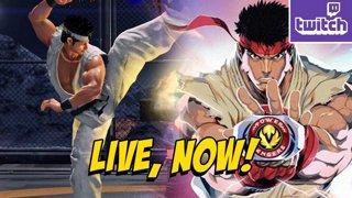 VIRTUA FIGHTER Update/Trailer, PSO2 Update & Ryu/Chun In Power Rangers! (5-25)
