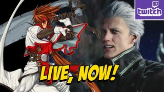 DMC5 Chat & GGAC Learning Order Sol + Online !ads !nzxt (11-3)