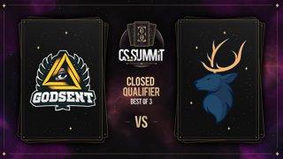 GODSENT vs Triumph (Nuke) - cs_summit 8 CQ: Losers' Round 1 - Game 2