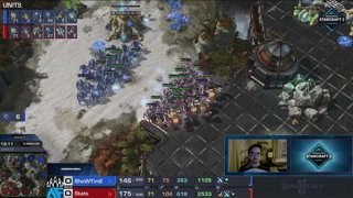 LIVE: DreamHack SC2 Masters: LAST CHANCE - Group D