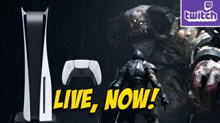 PS5 IS HERE! Unboxing then DEMON'S SOULS !ads !nzxt (11-12)