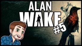 Alan Wake Episode/Stream 5 - McYawgi Stream Highlights #YTWP