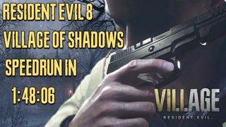 NG Village of Shadows Speedrun in 1:48:06 (WR)