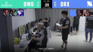 [2020 우리은행 LCK Summer Split] 결승전 l DWG vs. DRX