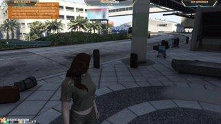 Highlight: Meg Kyracruz - First day on NoPixel | NoPixel GTA RP