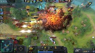 Thunder Predator [0:0] Omega Gaming | BO3 | Lyrical & Trent | OMEGA League