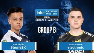 CS:GO - Natus Vincere vs. Team Liquid [Nuke] Map 2 - IEM Global Challenge 2020 - Group B