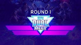 Dual Meet #2 Round 1 Broadcast