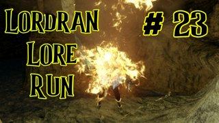 Dark Souls - Lordran Lore Run - 23