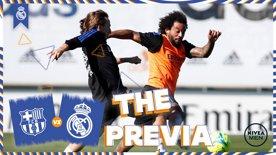 ⚡ THE PREVIA   Barcelona 🆚 Real Madrid   PARTIDO 🎮 FIFA   E60