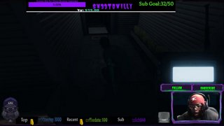 Highlight: Sw33t got scared AF! LOL .These A holes tried to murder Sw33ts! Richard turned off the lights.