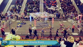 2020 FIRST Robotics Competition - FNC District Wake County Event (Part 2)