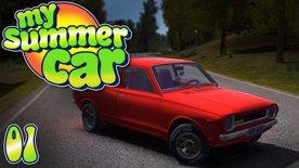 My Summer Car [01] [con Dasci]