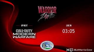 Highlight: Call of Duty Modern Warfare LIVE from Joint Base Lewis-McChord Warrior Zone.  Powered by USAA.