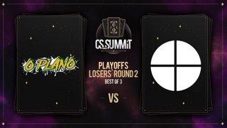 O Plano vs EXTREMUM (Dust 2) - cs_summit 8 Playoffs: Losers' Round 2 - Game 2