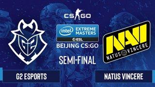CS:GO - G2 Esports vs. Natus Vincere [Nuke] Map 3 - IEM Beijing 2020 Online - Semi-final - EU