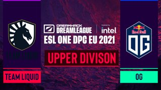 Dota2 - OG vs. Team Liquid - Game 2 - DreamLeague Season 14 DPC: EU - Upper Division