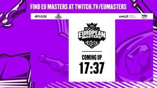 European Masters Spring 2020 | Groups | Day 5