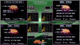 Team Pro Gamer Girls and Komaru (Komaru, Garbi) vs catJAMMERS (sapphron, Stashiocat). Super Metroid Rando League Season 3