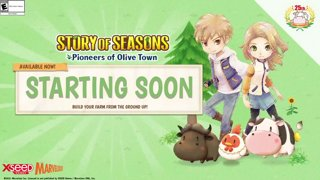 Story of Seasons: Olive Town #ad (March 23rd 2021)