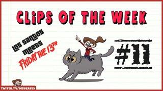 Clips Of The Week #11 - Tales of Los Santos