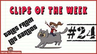 Clips Of The Week #24 - Tales of Los Santos