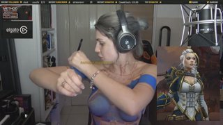Jaina Proudmoore World of Warcraft Bodypaint | Djarii MUA