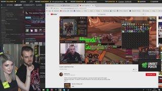 Really? D: | Twitch Clips Highlights & Fails | Djarii Birthday Stream Highlights