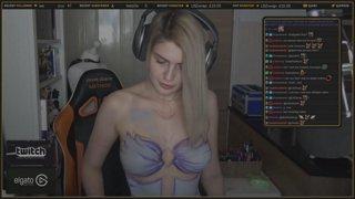Queen Azshara World of Warcraft Cosplay Body Paint | Djarii MUA