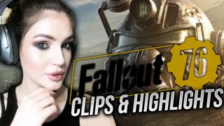 FRIENDLY FIRE | Fallout 76 Twitch Clips & Highlights | Djarii