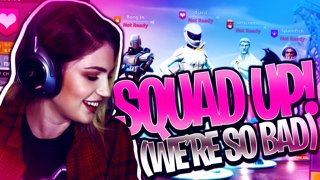 SQUADS UP! ft Onscreen, Spamfish, & Two Angry Gamers TV