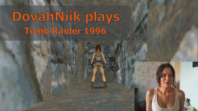 tomb raider 1996 video game