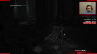 Daggers only playthrough bosses : Aldrich