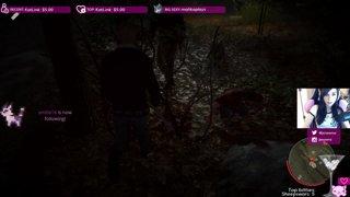 burkeblack getting abused