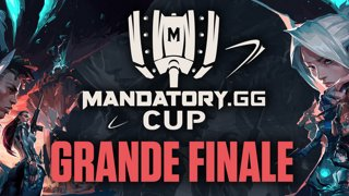IGNITION SERIES x MANDATORY.GG CUP - GRANDE FINALE [BO5] - G2 ESPORTS vs BONK